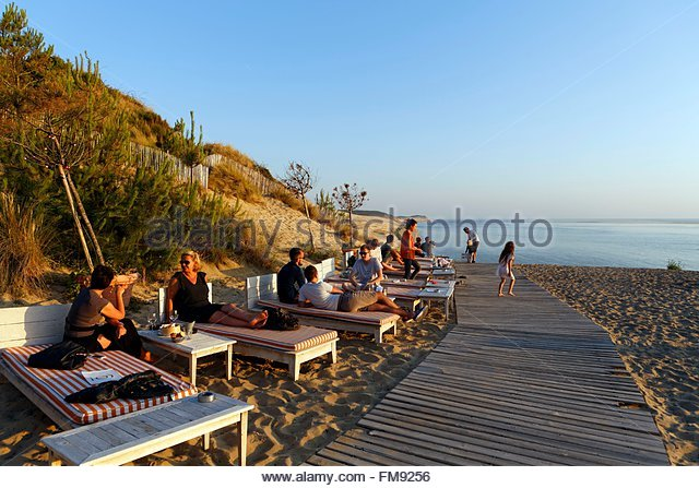 Philippe starck furniture stock photos philippe starck furniture stock - Restaurant la corniche a arcachon ...