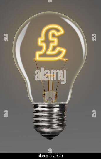 finance creativity - Stock Image