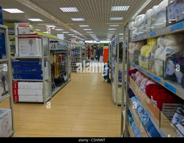 paris monoprix supermarket stock photos paris monoprix. Black Bedroom Furniture Sets. Home Design Ideas