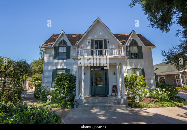 Gothic revival stock photos gothic revival stock images for Gothic revival farmhouse