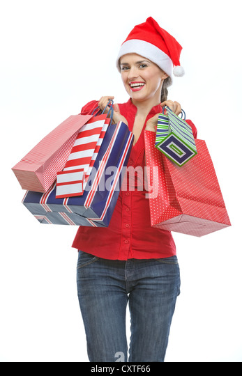 happy-young-woman-in-santa-hat-holding-s