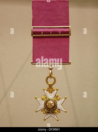 The Most Honourable Order of the Bath. Canadian War Museum. City of Ottawa (federal capital). Ontario Province. - Stock Image