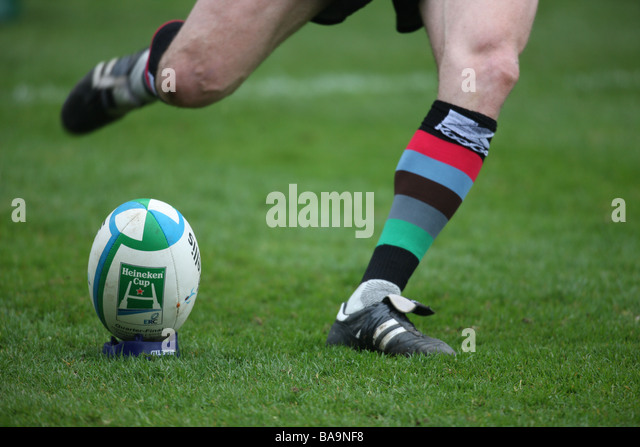 'rugby union' rugby close-up - Stock Image
