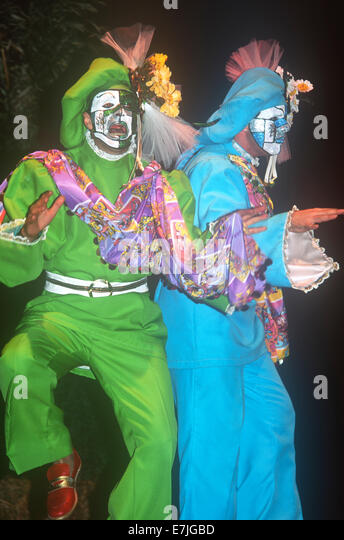 Carnival, Montevideo, Uruguay.. - Stock Image