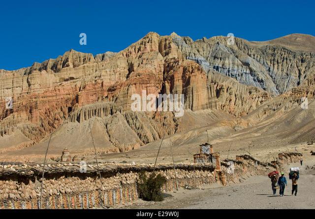 Dhawalagiri Nepal  city images : Nepal Man Mountain Stock Photos & Nepal Man Mountain Stock Images ...