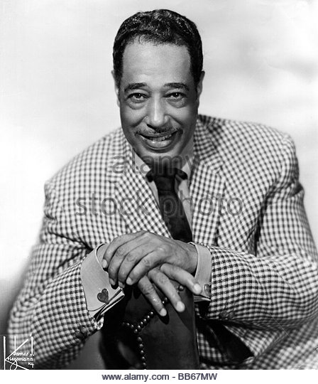 a biography of duke ellington an american musician Nobody in the history of jazz expressed himself more freely or with  the  american orchestra could achieve a perfect balance of music that.