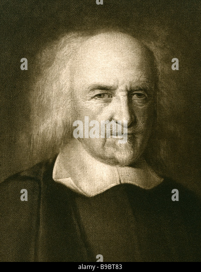political philosophy of thomas hobbes and Thomas hobbes - political philosophy: hobbes presented his political philosophy in different forms for different audiences de cive states his theory in what he regarded as its most scientific form.