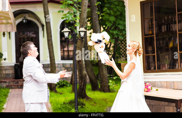 Toys For Boys Wedding : Boy rabbits stock photos images alamy