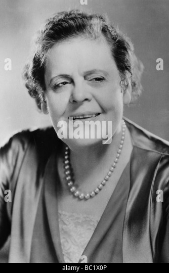 Marie Dressler (1868-1934), Canadian actress, 20th century. - Stock Image