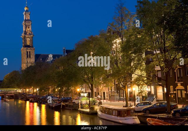 Amsterdam Netherlands - Stock Image
