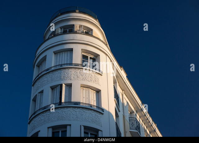 Art deco architecture france stock photos art deco for Deco francaise