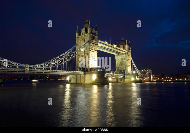bridge gb night london - photo #6