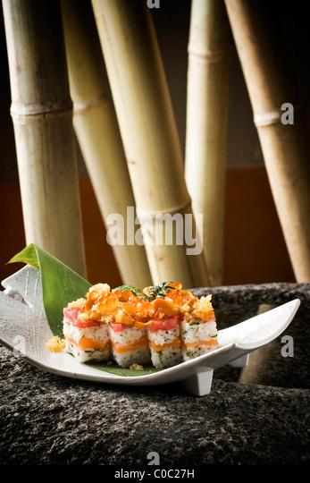 Sushi roll - Stock-Bilder
