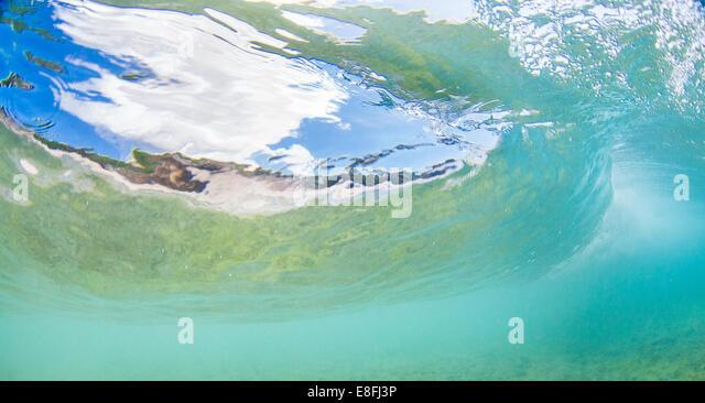 Ocean wave - Stock-Bilder