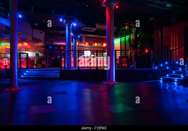 Nightclub Interior Design Stock Photos Amp Nightclub