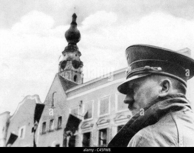a biography of adolf hitler born in braunau am inn austria Adolf hitler biography  adolf documentary adolf hitler when was he born hitler was born in braunau am inn, austria on april 20, 1889 alois.