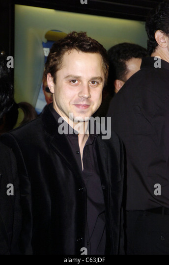 Giovanni Ribisi at the premiere of FLIGHT OF THE PHOENIX, Los Angeles, CA, December 15, 2004. (Photo by:Michael - Stock Image