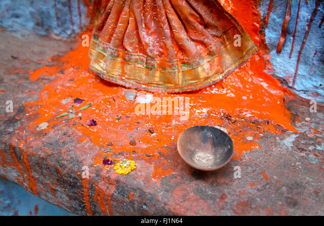 India streetphotography and places - Stock Image