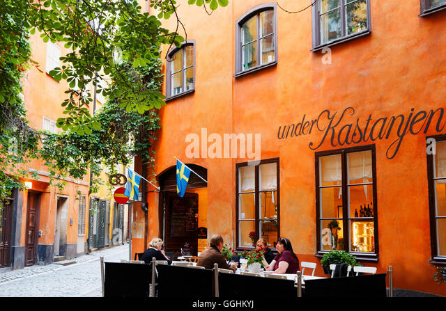 cafe gamla stan
