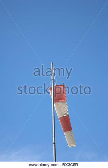 windsock - Stock Image