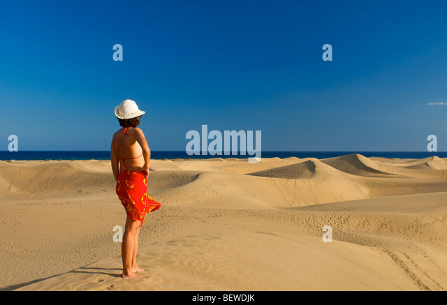Gran canaria beach stock photos gran canaria beach stock - Standing canarias ...