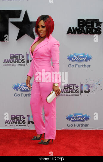 K Michelle Stock Photos & K Michelle Stock Images - Alamy K Michelle 2013 Bet Awards