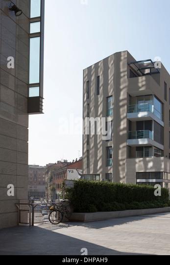 Corso como stock photos corso como stock images alamy - Residenze di porta nuova ...