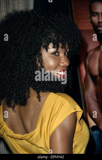 June 25, 2006 - Hollywood, California, U.S. - K48430MG.3RD ANNUAL WORK HARD-PLAY HARDER LOUNGE; SPONSORED BY WOMEN - Stock Image