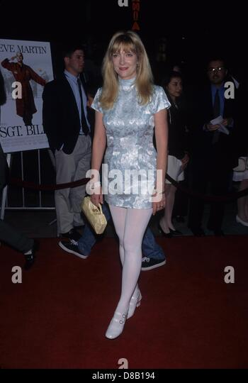 GLENNE HEADLY at the SGT. BILKO premiere 1996.k4392fb.(Credit Image: © Fitzroy Barrett/Globe Photos/ZUMAPRESS.com) - Stock Image