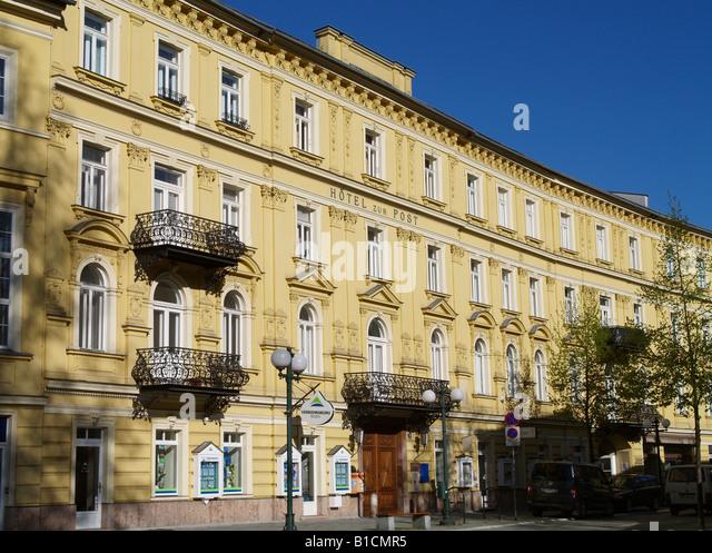 Hotel Zur Post Landshut