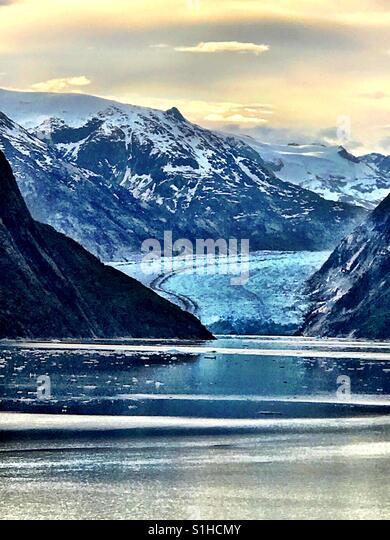 Alaska is beautiful - Stock Image
