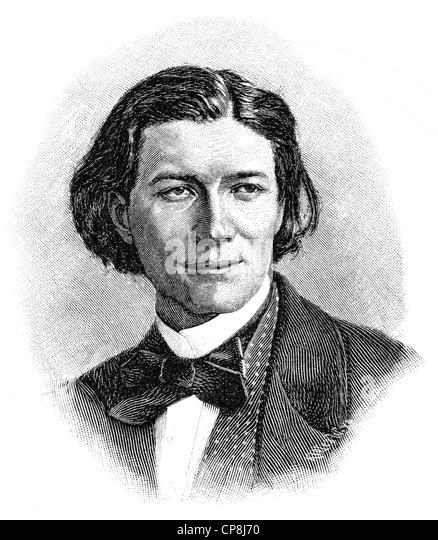 Victorien Sardou, 1831 - 1908, a French playwright, Historische Druck aus dem 19. Jahrhundert, Portrait von Victorien - Stock Image
