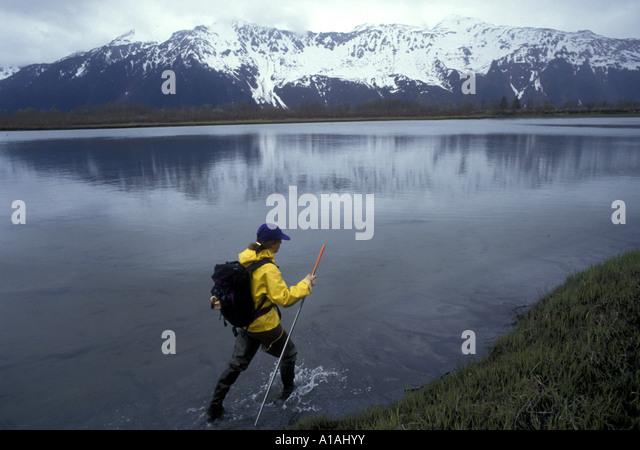 Eyak river stock photos eyak river stock images alamy for Alaska fish counts