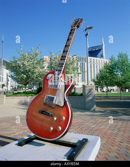 Country Music Hall of Fame, Nashville, Tennessee, United States of America, North America - Stock Image