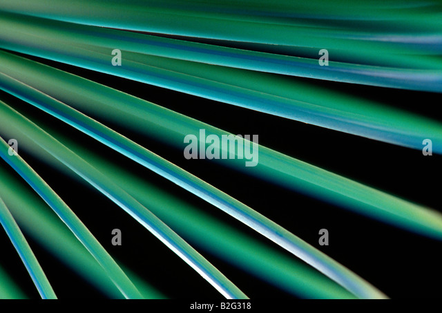 Abstract close up view of a 'Slinky' toy - Stock-Bilder