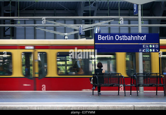 germany berlin bus and tram stop sign stock photos germany berlin bus and tram stop sign stock. Black Bedroom Furniture Sets. Home Design Ideas