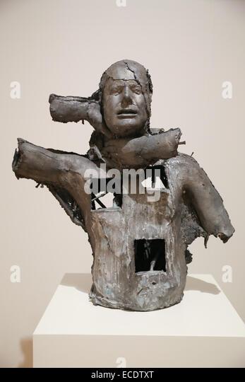 art art work artwork artworks emotional detox marc quinn sculpture seven deadly sins - Stock Image