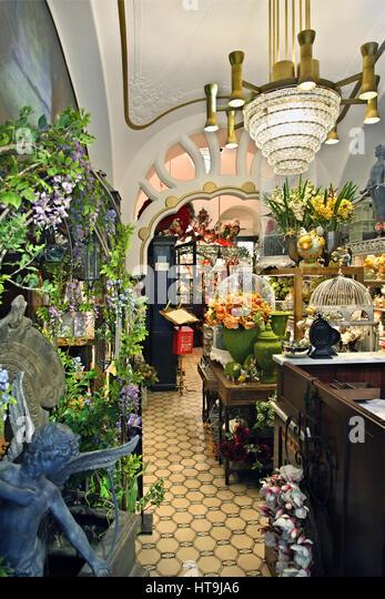Flower Shop Interior Stock Photos Flower Shop Interior Stock