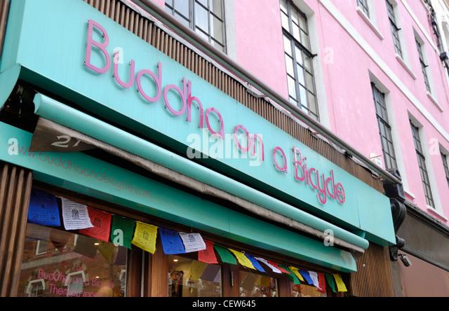 New Age Shop Uk Stock Photos New Age Shop Uk Stock