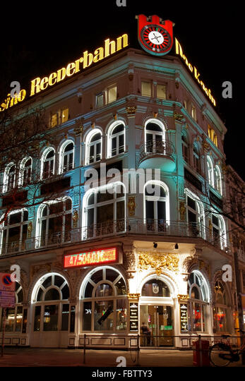 Largest Casinos in Hamburg