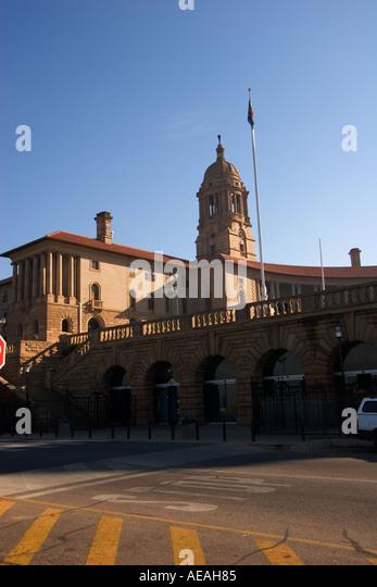 Union Buildings Pretoria - Stock Image