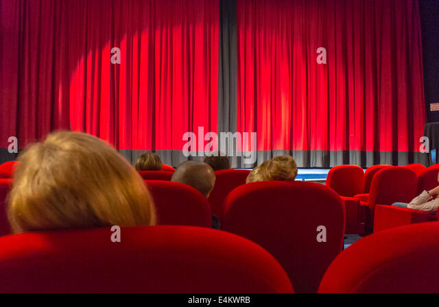 French cinema theater stock photos french cinema theater for Inside french movie