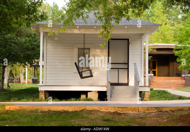 Elvis Presley - Tupelo Mississippi Birthplace of Elvis Presley - Stock Image