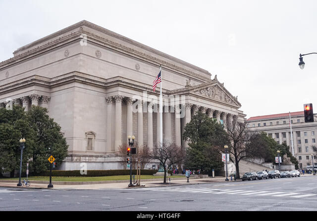 National Archives Museum Washington Dc Stock Photos ...