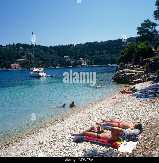 Yacht Greece Sunbathing Stock Photos & Yacht Greece ...