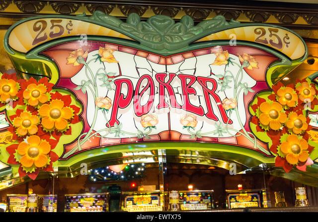 European slot poker