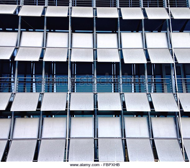 Full Frame Shot Of Modern Building - Stock-Bilder