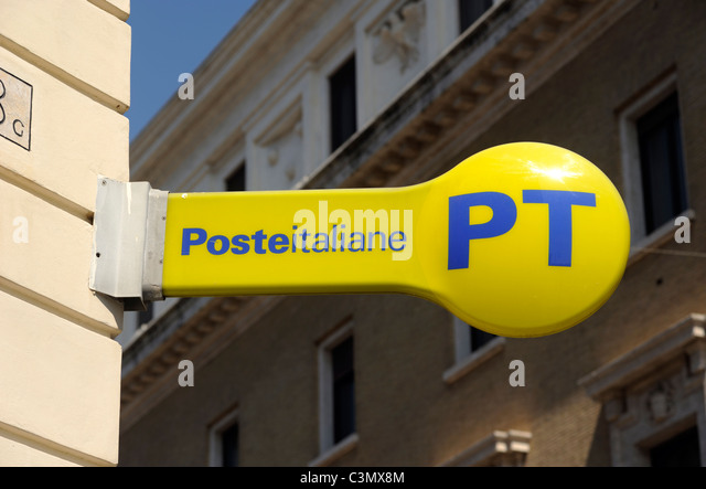 Poste italiane stock photos poste italiane stock images for Poste italiane