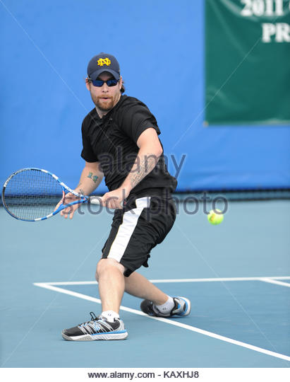 David Cook. David Cook participates in the Chris Evert/Raymond James Pro-Celebrity Tennis Classic at Delray Beach - Stock Image