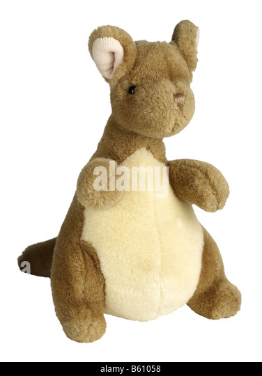 Stuffed Animal - Stock Image